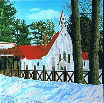 Christ Church Mary Lake
